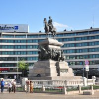 Памятник Царю - Освободителю :: Александр Матвеев