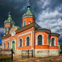 Церковь Иоакима и Анны :: mila