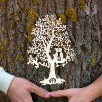 деревянная свадьба ) :: Райская птица Бородина