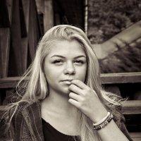 Катя... :: Наталья Костенко
