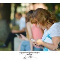 Мобильная жизнь :: Зизи Тимошенко