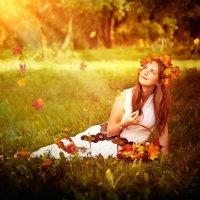 Золотая осень :: Фотохудожник Наталья Смирнова