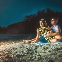 Денис и Регина в ожидании чуда :: Сергей Воробьев