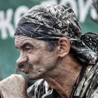 Сергей Елесин - портрет :: Фотоконкурс Epson