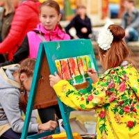 Рисуют наши дети :: Лидия (naum.lidiya)