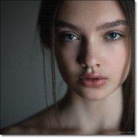 Пишу портрет :: Лидия (naum.lidiya)