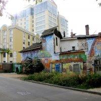 Three buildings :: Александр Скамо