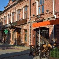 Старые улицы :: Виктор Прохоренко