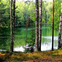 Чёртово озеро. Латвия. Аглонский край. :: An-na Salnikova