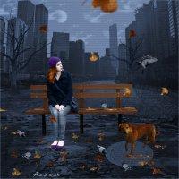 «Осенняя мода сентября» :: Angelina Ya