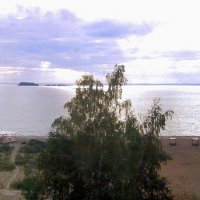 Опустевший пляж. :: Мила Бовкун