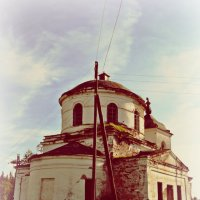 Забытая церковь :: Валентина