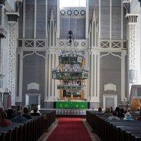 Церковь Керимяки :: Елена Павлова (Смолова)