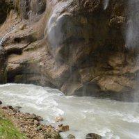 водопад, чегем :: Лейла А