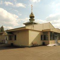 Москва. Церковь Димитрия Донского. :: Александр Качалин