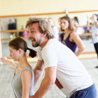 Современная хореография. Мастер-класс. :: Павел Сущёнок