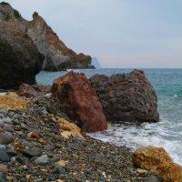 море и камни :: Андрей Козлов