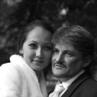Полина и Виталий :: Ольга Васильева