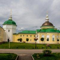 Николо-Пешношский монастырь. п.Луговой. Дмитров. :: Анатолий. Chesnavik.