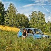 Трава по пояс :: Дмитрий Конев