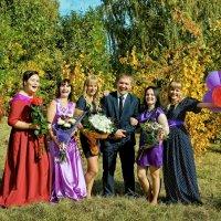 Подружки жениха :: Дмитрий Конев
