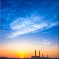 Утренние цвета :: Denis Aksenov