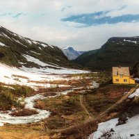 Лето в Норвегии :: Павел Гасс