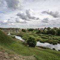 Вид на Бауску :: Gennadiy Karasev