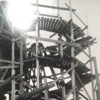 Церковь в лесах. С фотовыставки в Лофт Проект ЭТАЖИ. :: Светлана Калмыкова