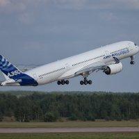 Airbus A350 :: Павел Myth Буканов