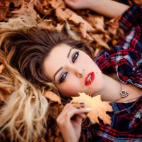 Осень :: Алла Кочкомазова