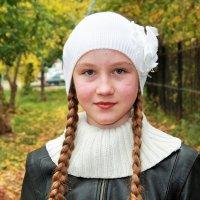 Осенняя пора... :: Полинка Шаморгина