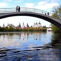 Вид на Измайловский кремль. :: Oleg4618 Шутченко