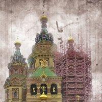 Собор святых  Петра и Павла. Петергоф. :: Tatiana Markova