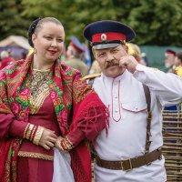 Нам с тобой, дружок любезный, погутарить страсть как надо :: Ирина Данилова