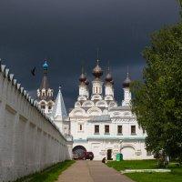 Монастырь в Муроме :: Наталья Вельди