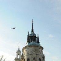 Владимирская церковь в усадьбе Быково :: Анатолий Петров