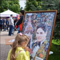 Фото-мозаика. :: Anna Gornostayeva