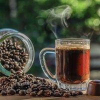 Утренний кофе :: Женечка Зяленая