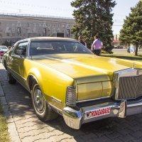Континенталь-Линкольн :: Владимир Болдырев