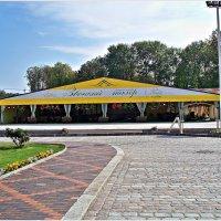 """Кафе на территории """"Резиденции Королей"""". :: Валерия Комова"""