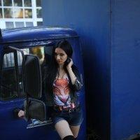 Мое авто :: Юлия Русанова