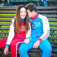 Веселая парочка))) :: Валерия Дроздова