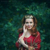 почти королева :: Ярослава Бакуняева
