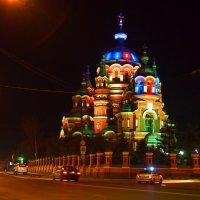 Мой город :: Александр Попов