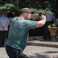 Профессиональное селфи :: Геннадий Manuyloff