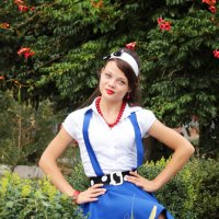Pin-up girl :: Olga Volkova