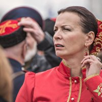 Сел на коня- и был таков! Как долго вслед она глядела... :: Ирина Данилова