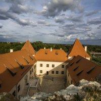 Вид на замок с дозорной башни :: Gennadiy Karasev