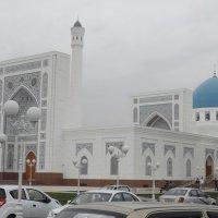 мечеть белая :: Эльвира Белялова